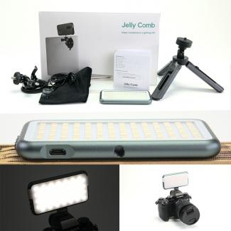 Jelly Comb LED Videolicht