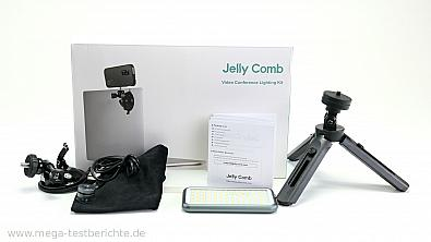 Jelly Comb LED-Licht 48