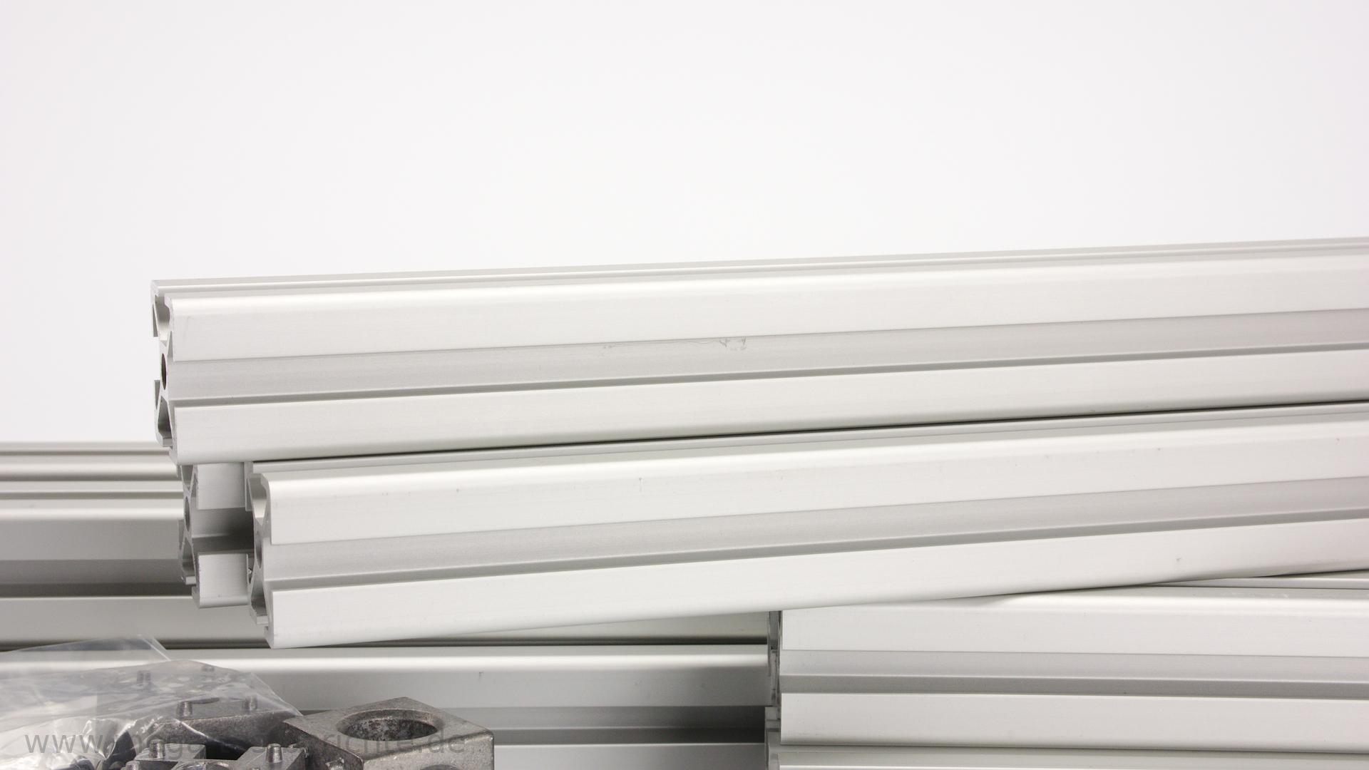 Ein Glasterrarium selber bauen (Aluminiumrahmen) (Terrarium-Serie 02 ...