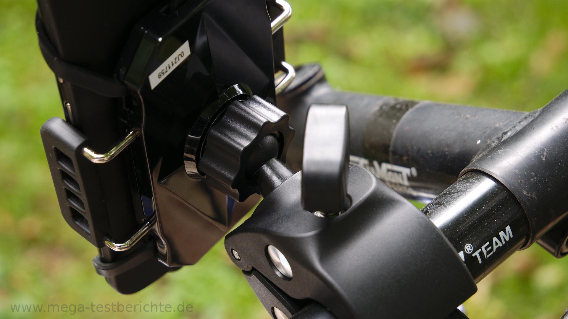 vava handyhalterung va sh007 preiswerte flexible halterung f rs fahrrad motorr der und. Black Bedroom Furniture Sets. Home Design Ideas